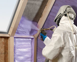 Spray Foam Insulation Advantages